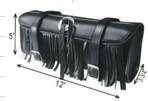 DTB3034-12<br>PVC-Toolbag w/ fringes